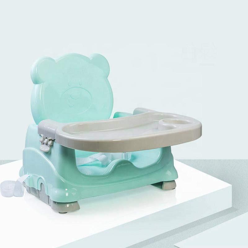 Zomer Baby Sit Stijl Compact Folding Booster Seat Voor Thuis en Reizen