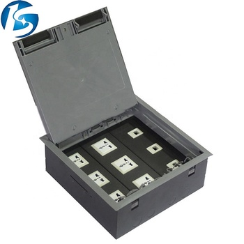 China Supplier 13a Socket Plate Under