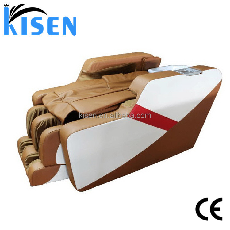 Salon hair washing chair shampoo bed foot massage KS-06