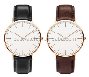 Latest Watch Set Pair Gift Leather Sets For Lover