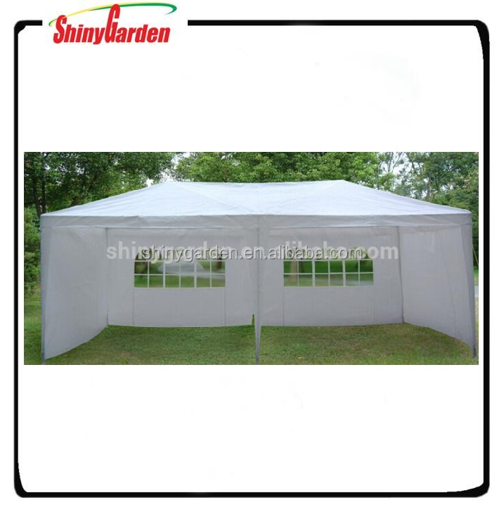 PE beach party tent 3x6m wedding tents
