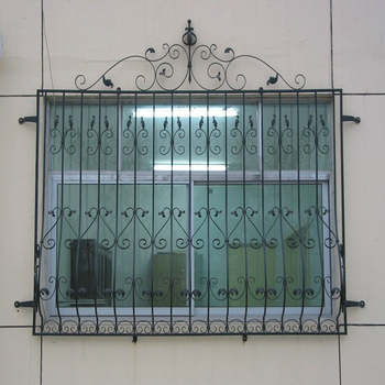 2016 Latest Modern Stainless Steel Decorative Window Grill Design