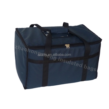 Extra Large Widely Used Custom Printed Insulated Thermal Bag For Food