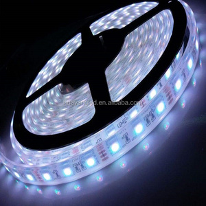 Long Life Lamp Beads RGB DC12V SMD5050 LED Strip with Switch Light Dimmers