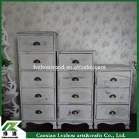 living room shabby chic cabinet antique whah white wooden cabinet