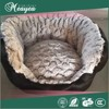 pure color pet bed, ratton pet beds,infrared heated pet bed for dogs
