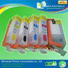 Refill ink cartridge for Canon PGI-520 CLI-521 PGI-220
