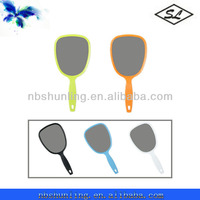 single-side plastic hand held mirrors wholesale
