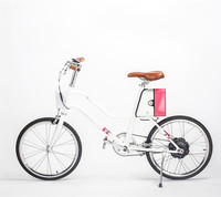 CHINA YUNBIKE C1 36v bicycle electric price with CE EN15194 certificate