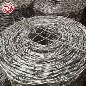 50kg Stainless Steel Barbed Wire Price
