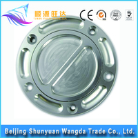 OEM All Kinds of Aluminum Fuel Tank Cap for Car Accessories