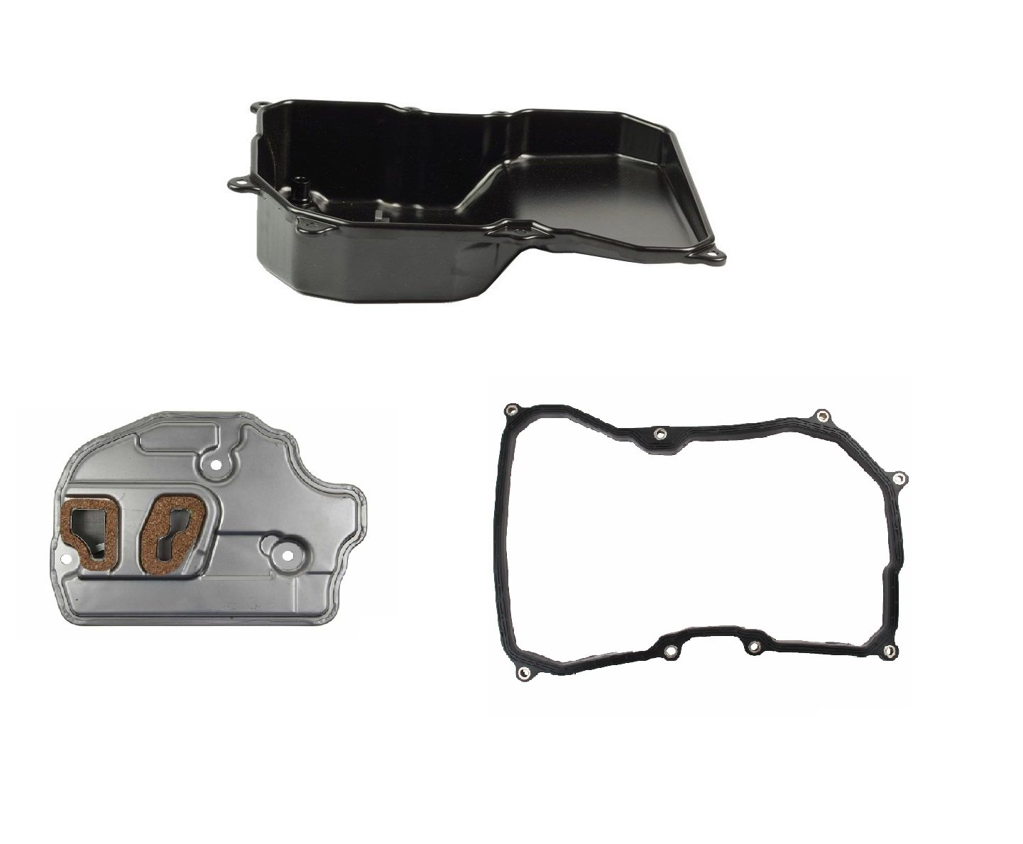 New Transmission Oil Pan+Gasket+Filter VW Beetle CC Golf Jetta Passat Rabbit