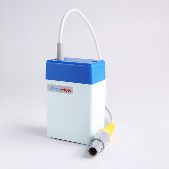 SPO2, PR, TEMP Parameter 3.5inch High Resolution Handheld Pulse Oximeter