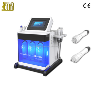 portable hydra beauty water oxygen / hydra dermabrasion machine spa660
