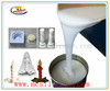 Gypsum mold making silicone rubber compound