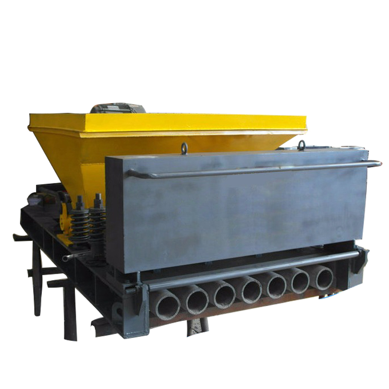 Factory supply precast hollow core slab machine