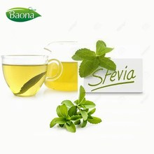 China GMP factory stevia extract natural steviol glycosides tablet/powder healthy sweetener in bulk
