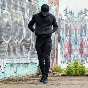 2019 Hot Sale Customized Men Tracksuit/Men Sweatsuit/Custom Made Men Jogging Suit Made in China SLQ-V-0697