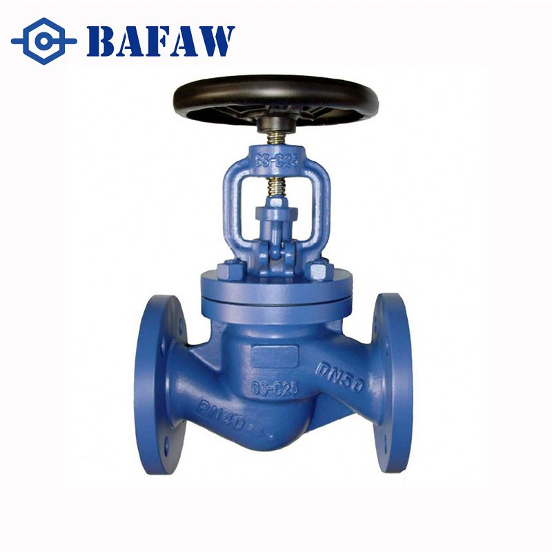 Competitive prices ASME standard cast iron din globe valve pn16