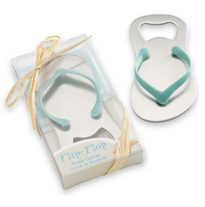 Nice and Cheap Promotion Gift Pop the Top Flip Flop Bottle Opener