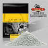 High quality wholesale pet product import clumping cat litter