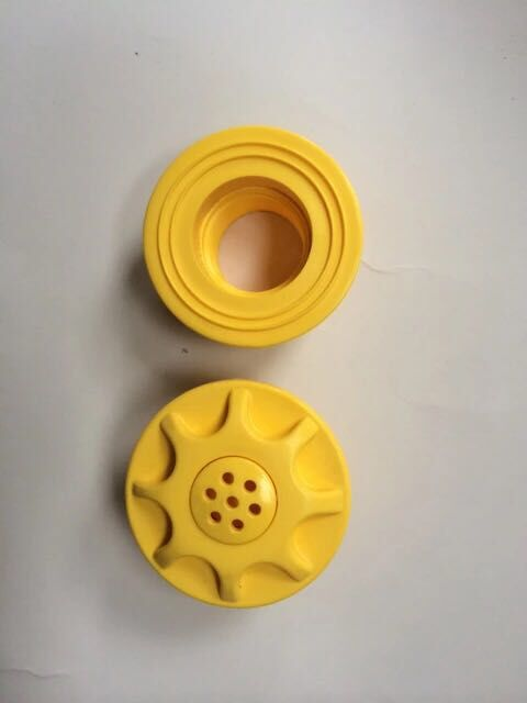 double air release deflated valves for inflatable gaint balls