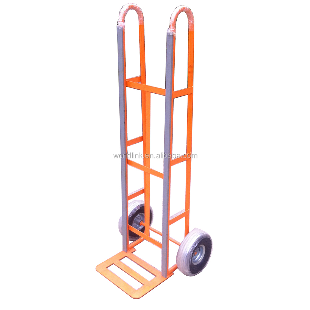 Hand Push Multifunction Warehouse Convenient Industries Cart
