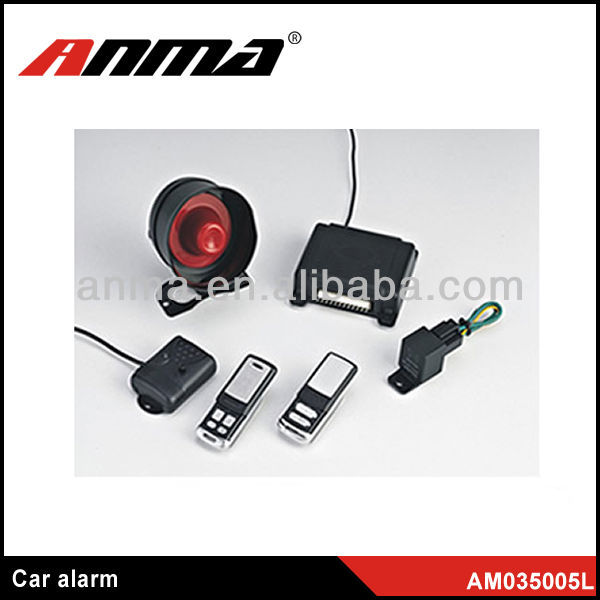 Good quality lowest price for two way gps car alarm system