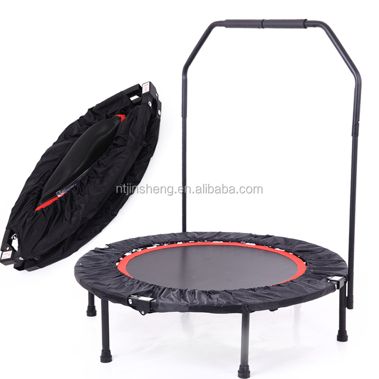 Foldable mini Trampoline 40 inch with handle
