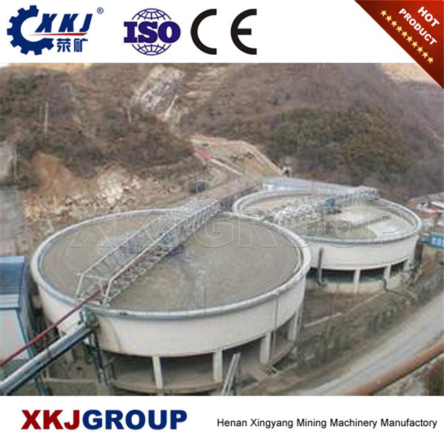 High Rate Factory Price Gravity Sedimentation Sludge Mining Thickener