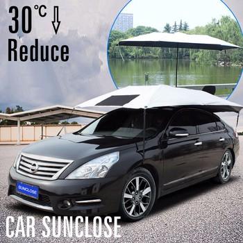 Sunclose 2017 new style custom windshield sunshade best car sun shade f239bc64d9f