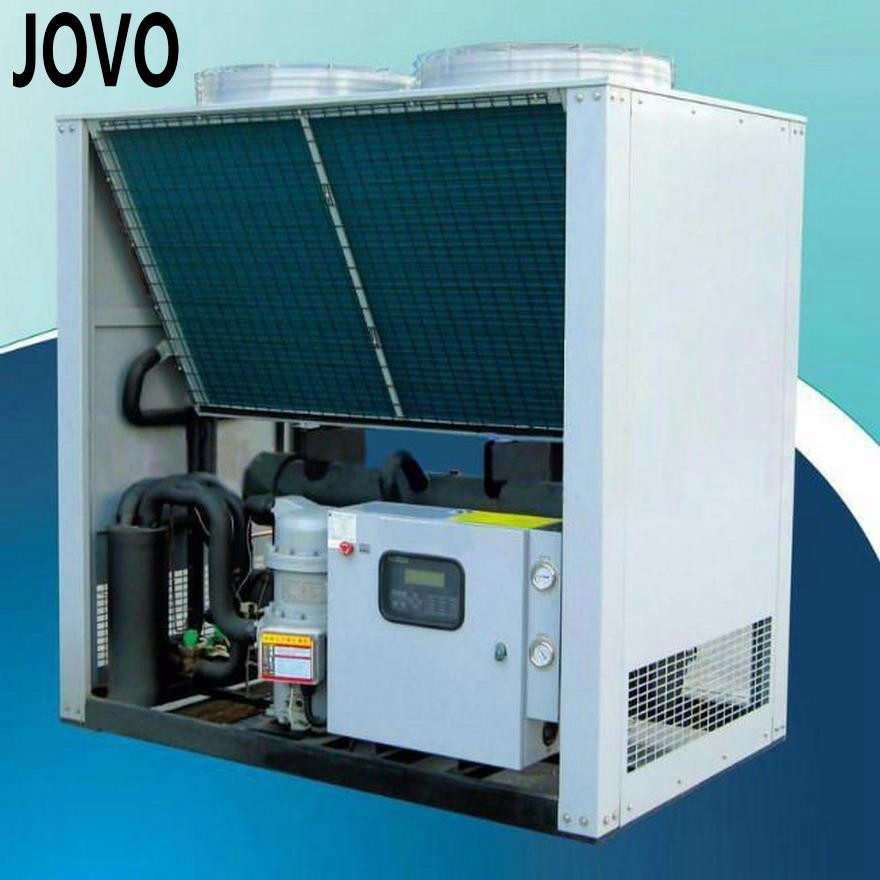 Heating&Cooling&hot water Geothermal Heat Pump air conditioning under floor water heating sanitary hot water system