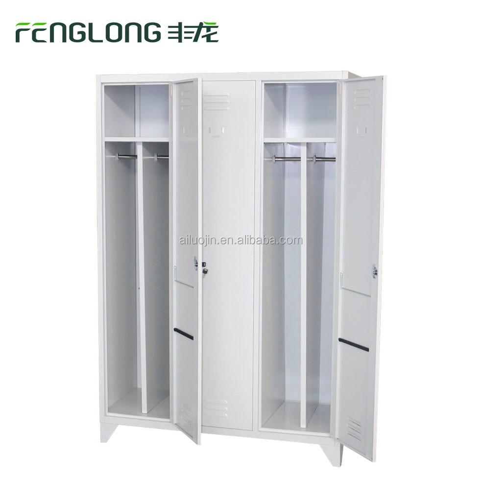 Metal Wardrobe Closet Locker, Metal Wardrobe Closet Locker Suppliers And  Manufacturers At Alibaba.com