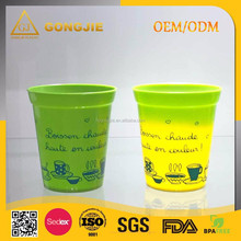 hot selling customized printed color changing cup plastic cup