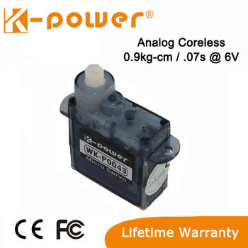 K-power P0043 Micro Servos For Rc Airplane - Buy Micro Servos For Rc  Airplane,Analog Micro Servo,Servo Coreless Motor Product on Alibaba com