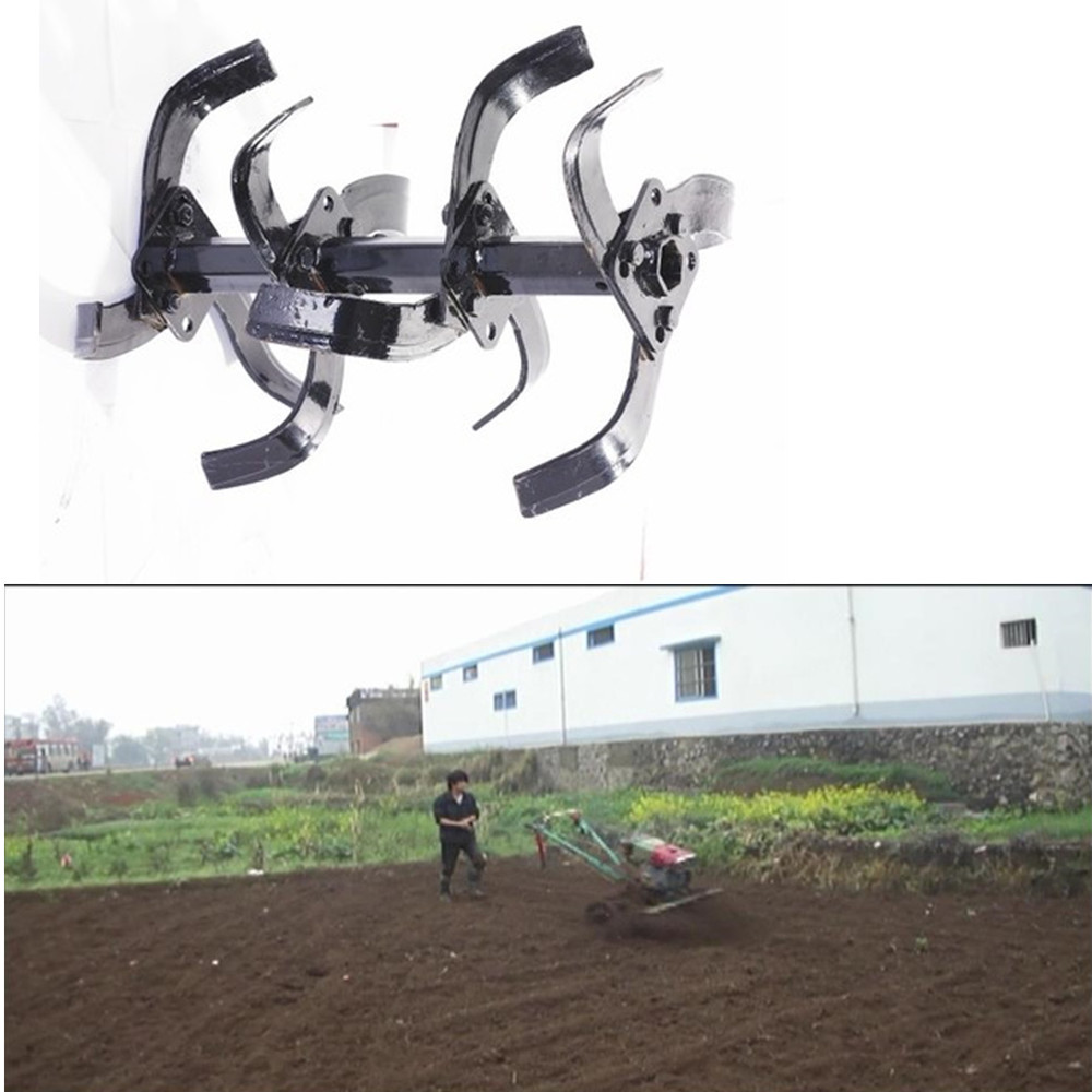 The Best Assembling Unit For Land Plowing KYM Cultivator Of Roller Tiller