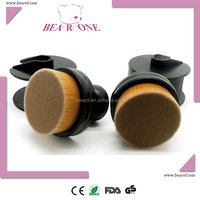 Super Soft Seal Shaped 3D Wholesale Makeup Brush With Base Foundation Powder Blusher Brush