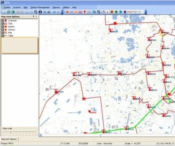 Fiber Optic Network Auto-management System - Buy Optical Fiber ...