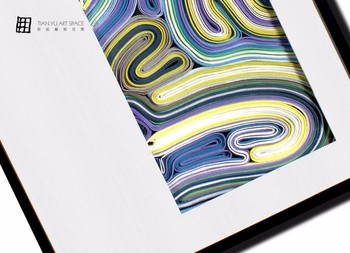 Solid Wood Wall Art Guangzhou Art And Craft Definition Fabric Painting