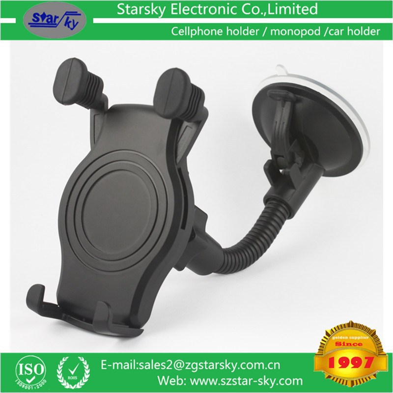 MP4/GPS/PAD/phone holder made in China with high quality car holder