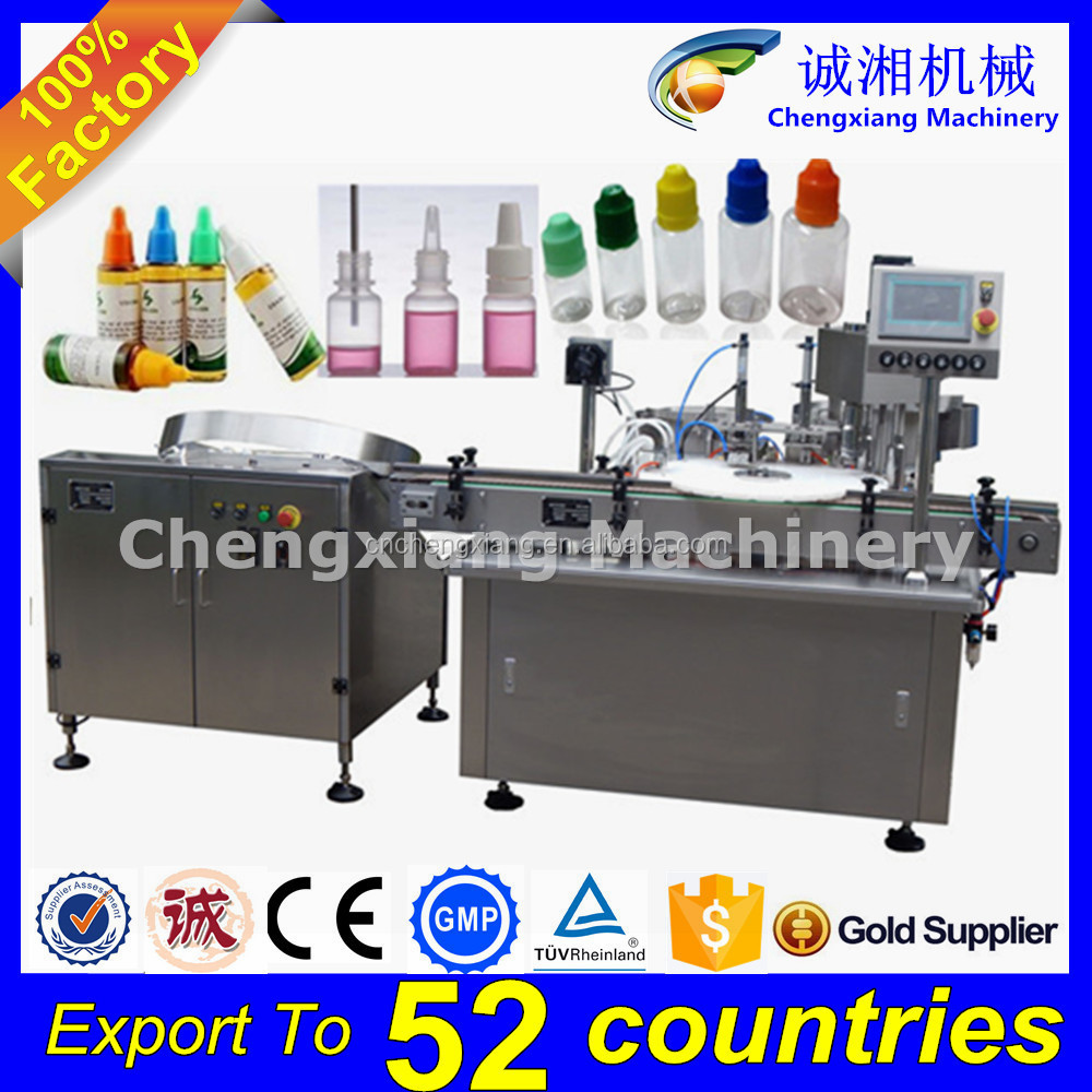 trade assurance ce certification full auto 10ml bottle filling machine e liquid filling machine. Black Bedroom Furniture Sets. Home Design Ideas