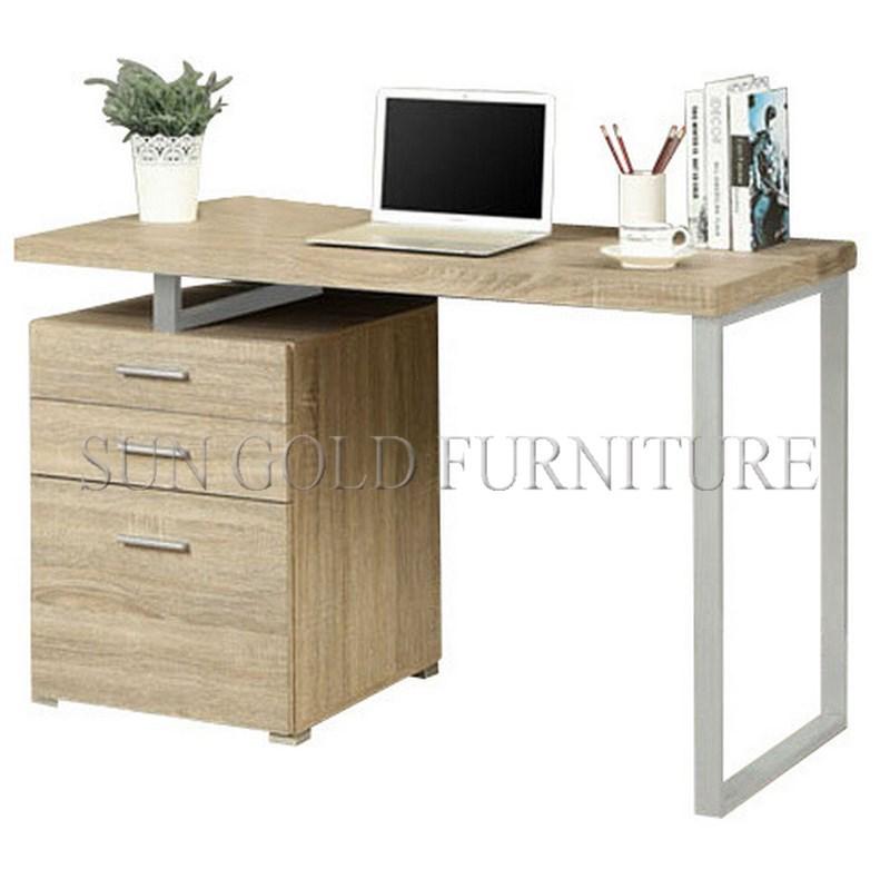 Sencillo y moderno mobiliario de oficina en casa for Mobiliario de oficina moderno