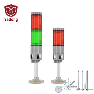 LTA-505J-5 High brightness multilayer flash type led warning tower light