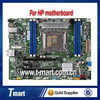 100% Working Desktop Motherboard For Hp Ipiwb-pb X79 Fully Test ...
