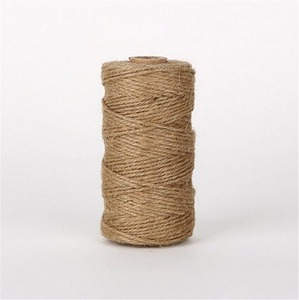 100% Natural 1MM Jute Rope Hemp Twine
