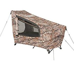 Ozark Trail Realtree AP Instant Tent Cot - Sets up in just seconds!