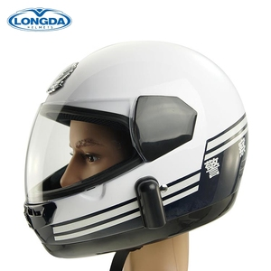 Good quality audio system intercom motorcycle police helmet