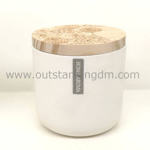 Wholesale Candle Jars With Wooden Lids Sold On Alibaba