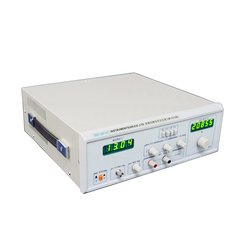 LW-1212BL Audio Sweep Signal Generator 20Hz - to 20KHz audio signal generator,resolution 0.1Hz