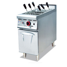 industrial cooker Gas Electric pasta maker machine With Cabinet